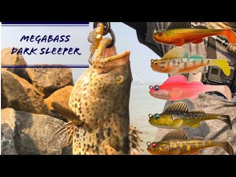 Megabass Dark Sleeper by tackle tips - смотреть онлайн на Hah Life