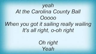 Dio - Carolina County Ball Lyrics