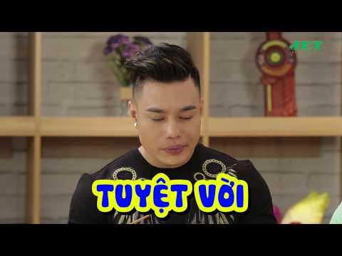 """Lê Dương Bảo Lâm tra tấn đầu bếp Tuyệt Chiêu Ẩm Thực với giọng hát """"thảm họa"""""""