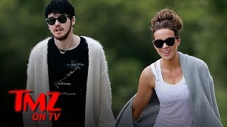 Kate Beckinsales Quarantine Stroll With New PYT | TMZ