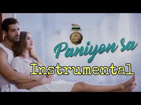 Atif Aslam - Paniyon Sa || INSTRUMENTAL Version || Satyameva Jayate || Piano Cover || BasserMusic