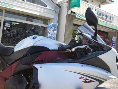 YZF-R1/ヤマハ 1000cc 徳島県 Bike & Cycle Fujioka