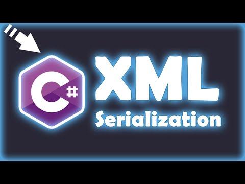 XML - C# Уроки - Сериализация объектов в XML. видео