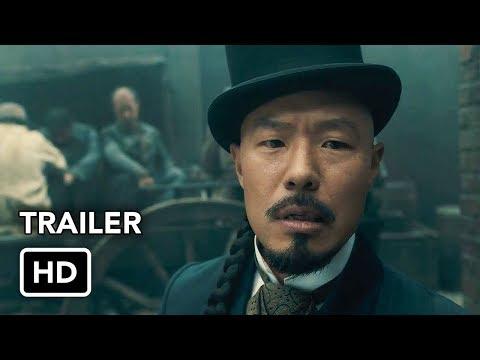 """Warrior (Cinemax) 2019 - """"Survive"""" Trailer"""