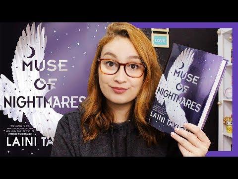 Muse of Nightmares (Laini Taylor) | Resenhando Sonhos