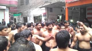 preview picture of video '9 muharam Matamdari Sungat Dasta Panjtanpak Sialkot 2014'