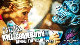 "Exclusive: Twiztid - ""Kill Somebody"" Behind-The-Scenes Video"