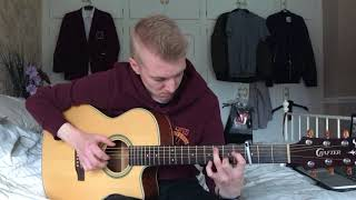 New Rules - Dua Lipa - Fingerstyle Guitar