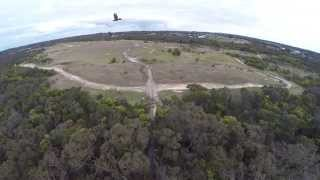 Eagle vs Drone - The footage before the Eagle punched my drone out of the sky