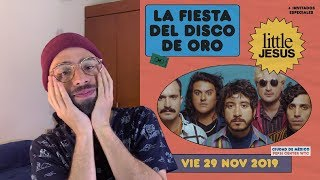 Reseña: Little Jesus    Disco De Oro  ¿Nostalgia Y Pop?