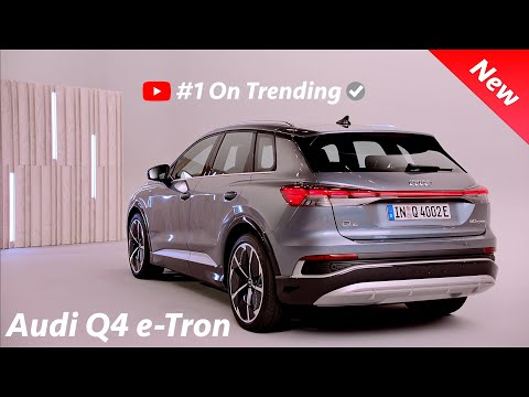 Audi Q4 e-Tron 2022 - FIRST Look | Exterior - Interior (Price & Release Date)