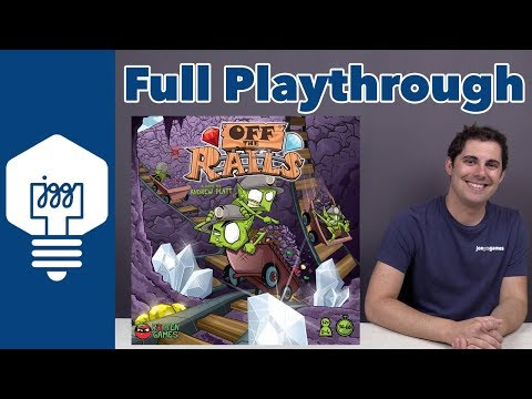 JonGetsGames - Off the Rails Full Playthrough