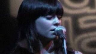 Me singing Gun shy (Natalie Merchant)