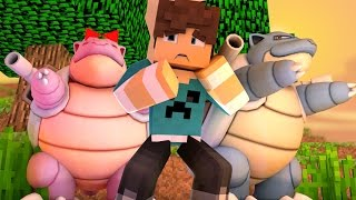 Minecraft: Pokemon Ruby - Até Mais Blastoise ! #59