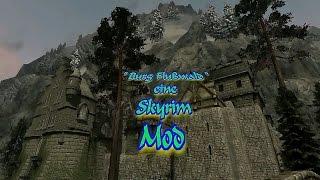 Skyrim Mod Burg Flusswald Castle Riverwood by Centurion
