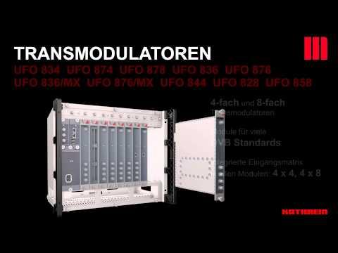Kathrein UFOcompact Plus Antennen-Kopfstation
