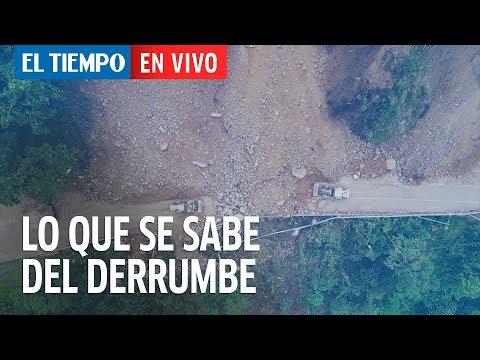 En vivo: Todo sobre la emergencia en la via Bogota - Villavicencio   EL TIEMPO