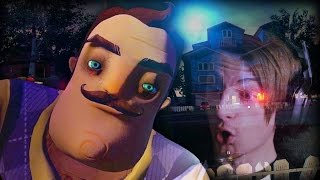 THIS GUY IS INSANE!!! || Hello Neighbor (Stealth Horror Game)