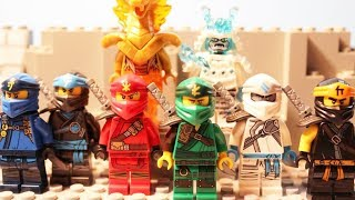 LEGO Ninjago Season 11 in 8 minutes
