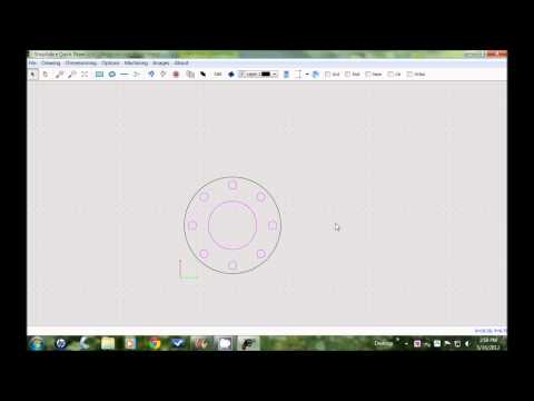 QuickDraw – Circle Flangevideo thumb