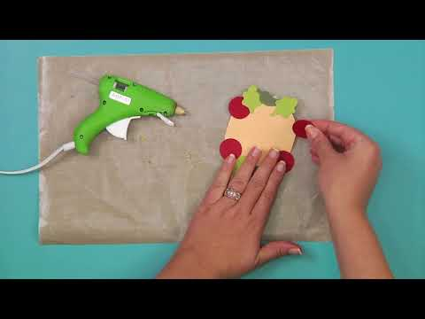 DIY Mini Taco Box by Courtney Chilson | Sizzix