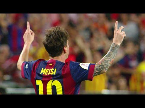 Lionel Messi vs Athletic Bilbao (Copa Del Rey Final 2015) HD 720p - English Commentary