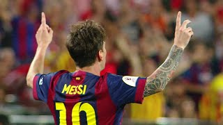 Lionel Messi Vs Athletic Bilbao (Copa Del Rey Final 2015) HD 720p - English Commentary
