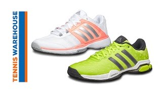 Adidas Barricade Club Women's Tennis Shoes video