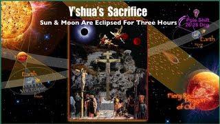 🌎 Yeshua Sacrifice -- PLANET-X (7X) CROSSING EARTH PATH