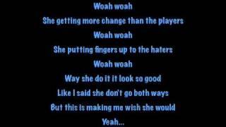 My Girl Like Them Girls - Chris Brown -LYRICS