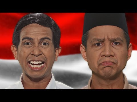 Download Prabowo VS Jokowi - Epic Rap Battles Of Presidency HD Mp4 3GP Video and MP3
