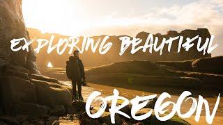 VUONG LY- Exploring the beautiful state of OREGON!