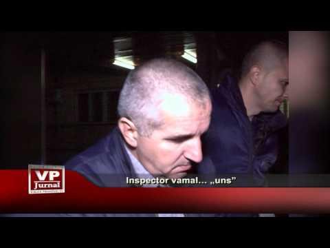"""Inspector vamal… """"uns"""""""