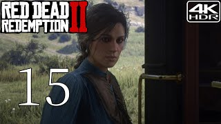 Red Dead Redemption 2 Walkthrough With Mods pt15 We Loved Once and True I - III 4K 60FPS HDR