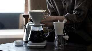 [V60 SERIESE] Matte Black & Matte White Collections