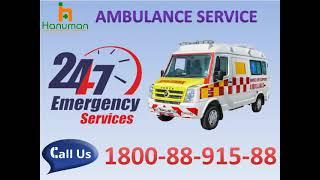 Best(1800-88-915-88) Road Ambulance Service in Gopalganj and Patna