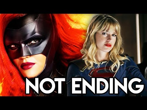 Supergirl Batwoman Cancellation Rumours & Supergirl Leviathan from FUTURE?!