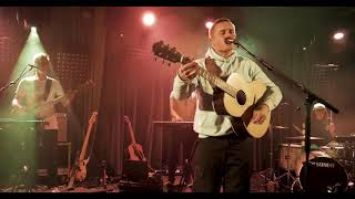 Dermot Kennedy - Power Over Me / Live Premiere (24.09.2018 Luxembourg Rockhal Floor)