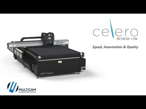 Video: Plotříme s MultiCam CNC Celero 5153