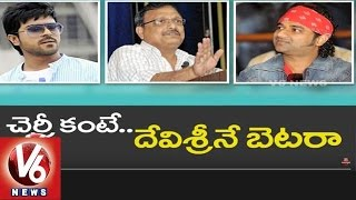 Yandamuri Veerendranath Shocking Comments On Ram Charan  Tollywood Gossips