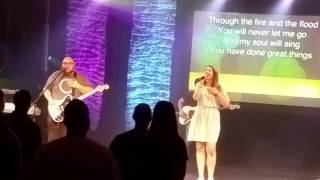 """""""Great Things (Worth It All)"""" (6-7-15) oasischurchnc"""