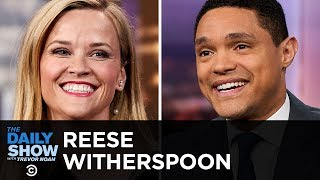 "Reese Witherspoon - ""Big Little Lies"" & Broadening Storytelling for Women 