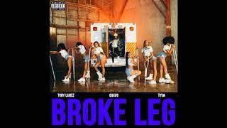 Tory Lanez   Broke Leg Ft.  Quavo, Tyga (Clean Audio)