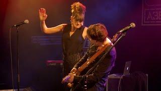 Bristol (Marc Collin) * The Music That We Hear (Morcheeba) / A38 Ship Budapest # 4K UHD