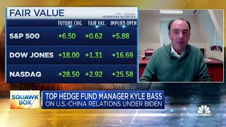 Top hedge fund manager Kyle Bass on U.S.-China relations under Joe Biden