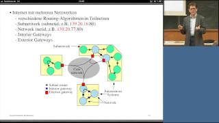 preview picture of video 'Rechnernetze, Professor Froitzheim, Vorlesung 11, 18.11.2013'