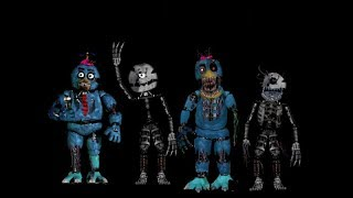 fnaf fan made characters sing fnaf song - 免费在线视频最佳