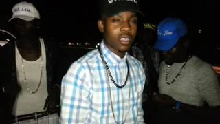 Swazz lyrical Element - back stage Rendezvous