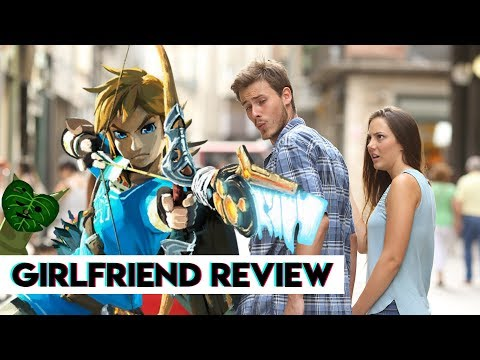 The Legend of Zelda: Breath of the Wild - Girlfriend Reviews