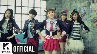 [MV] 4minute _ What A Girl Wants